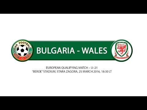 Bulgaria - Wales ; 2017 qualifying - Group 5