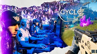 Les boss de LeStream découvrent The Cycle devant un public en folie !