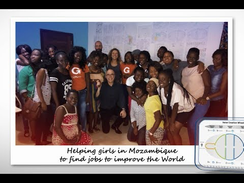 VCW Social Impact: How VCW helped girls in Mozambique to find jobs to improve the World?