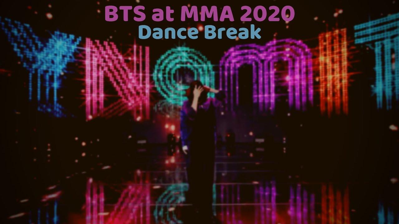 Download [MIRRORED] BTS - DYNAMITE Dance Break at MMA 2020