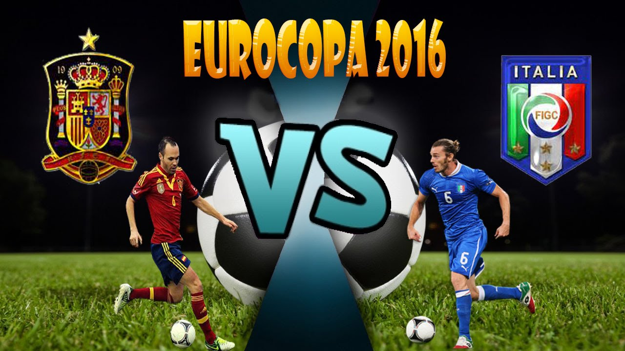 Italia vs Espana Vivo Stream Euro 2016