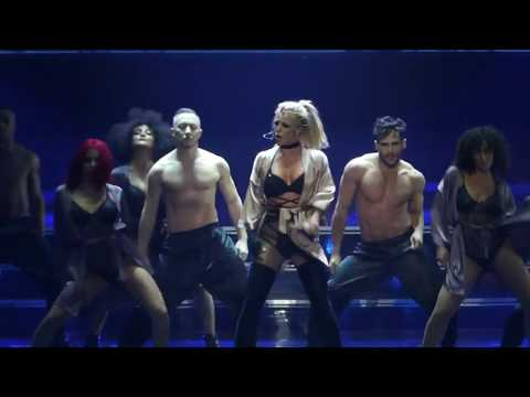 Britney Spears Slumber Party Live From Las Vegas 27 October 2017 FULL PERFORMANCE