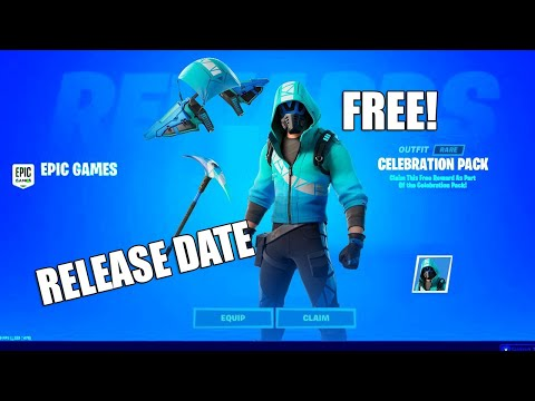 How To Get FREE Playstation Celebration Pack 10 (FREE SKIN) Fortnite PS4 PS PLUS BUNDLE RELEASE DATE