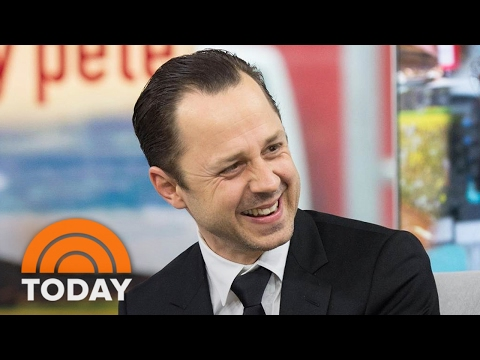 Giovanni Ribisi: Bryan Cranston Says 'Sneaky Pete' Is Like 'Breaking Good'  TODAY
