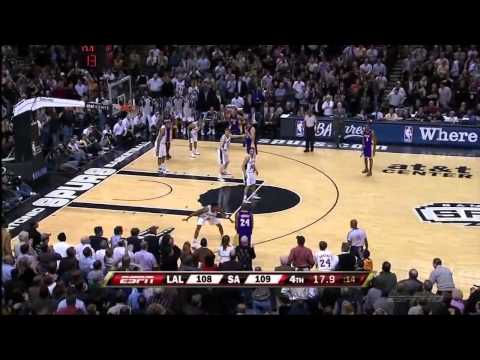 Kobe Bryant - Living Legend Best Moves HD