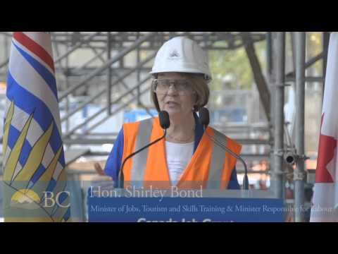 Governments Of Canada And BC Launch The Canada Job Grant To Help British Columbians Get Jobs