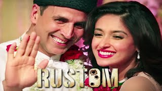 Tere Sang Yaara Full Song with Lyrics (Instrumental Piano Cover) | Rustom
