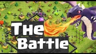 THE BATTLE BEGINS | COC Battle - DER START | Let's Play Clash of Clans [HD]