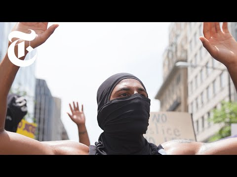 Thousands March to the White House | George Floyd Protests