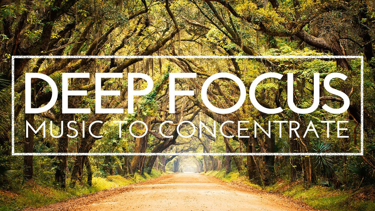 Deep Focus Music - 3 Hours of Ambient Music To Study And Concentrate