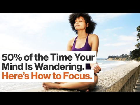 Increase Your Productivity by Mastering Singular Focus and Mindful Meditation | Emma Seppälä