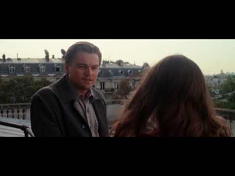 Inception best scene ever in (Hindi dubbed)