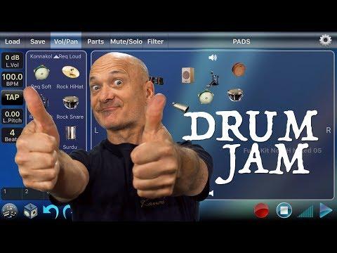 DRUM JAM - App Review