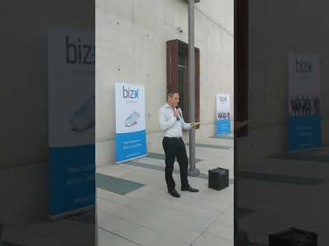 BizX Speech - Create Raving Fans by La Jolla Sports Club Owner