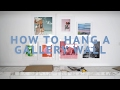 Gallery Wall Tutorial - OFFICE SNEAK PEAK | Song of Style