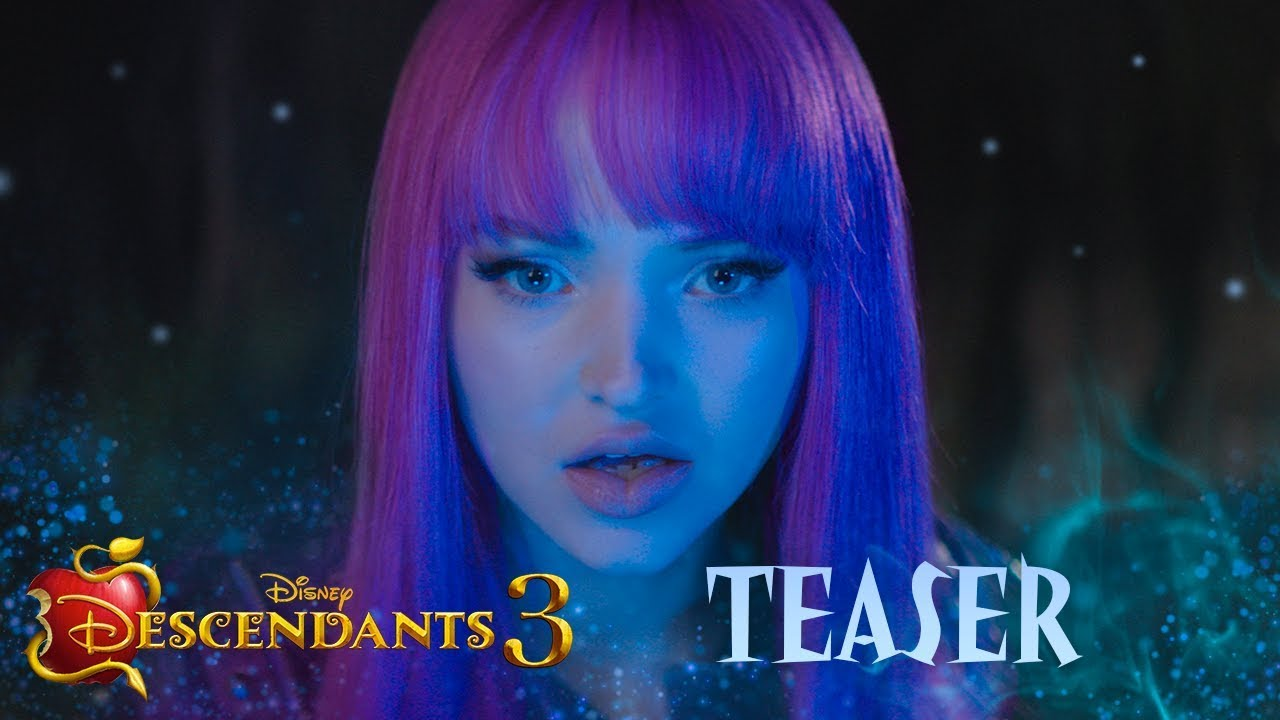Disney Announces 'Descendants 3' for 2019 – Variety