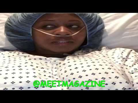Remy Ma EMERGENCY SURGERY !In HOSPITAL after giving birth to baby daughter with Papoose! #LHHNY Mp3