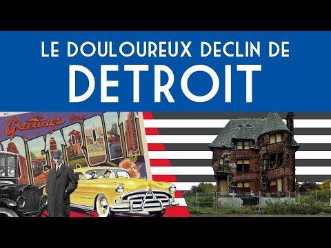 Détroit : De rêve Américain à ville fantôme - Captain America #12 🇺🇸