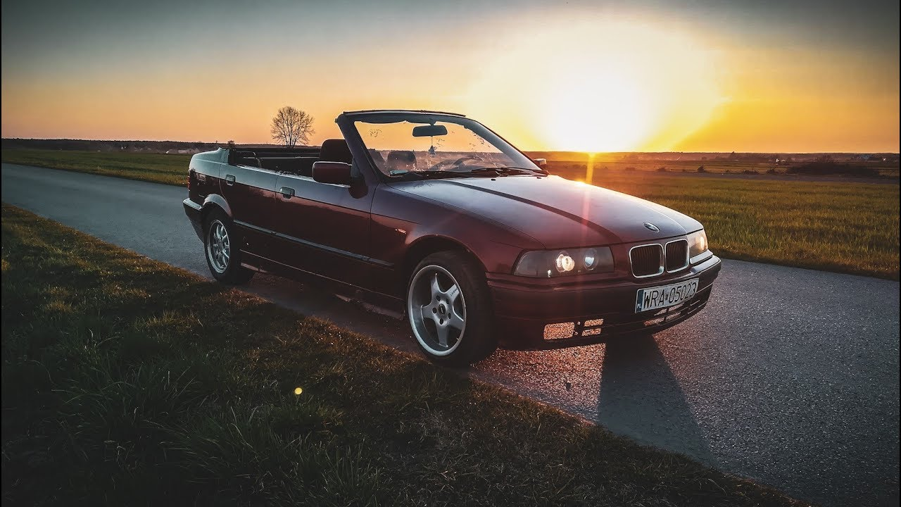 Bmw E36 Low Budget Cabrio Cabriolet Youtube