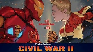 Todo Sobre CIVIL WAR II (Lo que tenés que saber antes de leer el evento) | Zona Freak