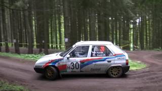 Rallye Český Krumlov 2016 | H30 | Petr Farník - Ladislav Zuzánek