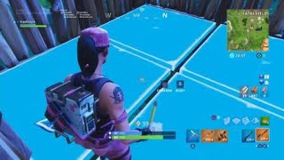 Fortnite glitch spot