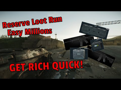 Reserve Marked Room Run (with RR) - Get rich Quick with marked rooms