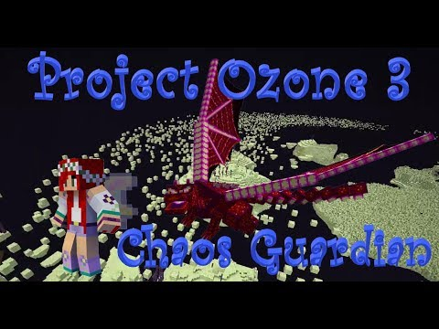 Project Ozone 3 Chaos Guardian Fight