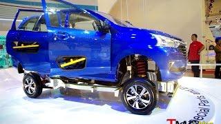 Daihatsu Great Xenia  - Video Simulasi Knock Down