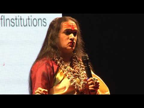 Demystifying Gender in Indian Culture | Laxmi Narayan Tripathi | TEDxAcropolisGroupofInstitutions