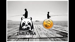 Русская Рыбалка 4 & the Fisher online (18+) RF4/Осётр, Сазан. F/германия + Общение