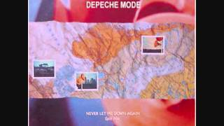 DEPECHE MODE - Never Let Me Down Again (Aggro Mix)  (1987)