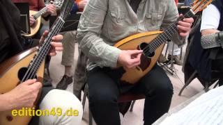 Sounds of Silence Mandolin Orchestra Zupforchester Ettlingen Paul Simon Cover