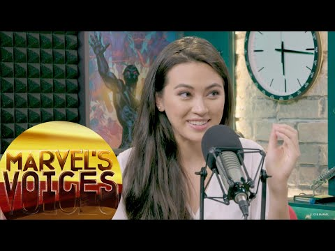 How Dance Lessons Taught Jessica Henwick Fighting Skills | Marvel's Voices