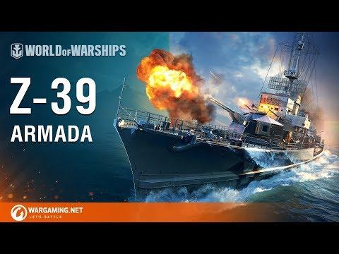 Armada: Z-39 | World of Warships