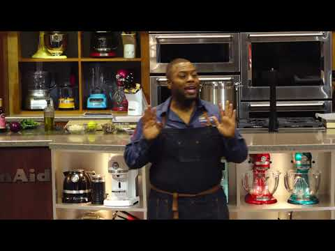 Judson Todd Allen Cooking Demo | The Inspired Home