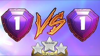 Clash Of Clans - LEGEND Vs. LEGEND 3 STAR!!! (Live stream for 2016)