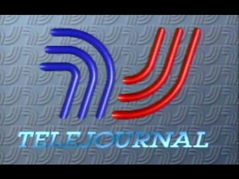 TSR - Générique du Téléjournal Suisse (1989)