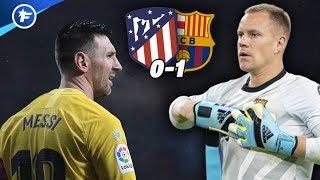 VIDEO: Messi et Ter Stegen écoeurent l'Atlético | Revue de presse