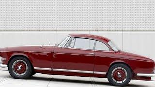 #4927. BMW 503 Coupe 1959 (лучшее видео)