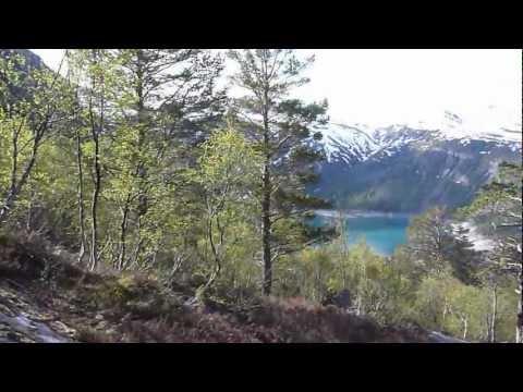 Trolltunga - great place for weekend in Norway, Jedno z najpiekniejszych miejsc w Norwegii