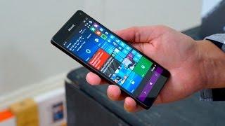 Microsoft Lumia 950 XL First Impressions