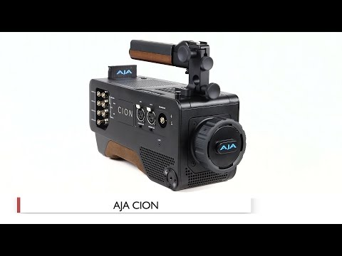 Hands-On Review: AJA | Cion