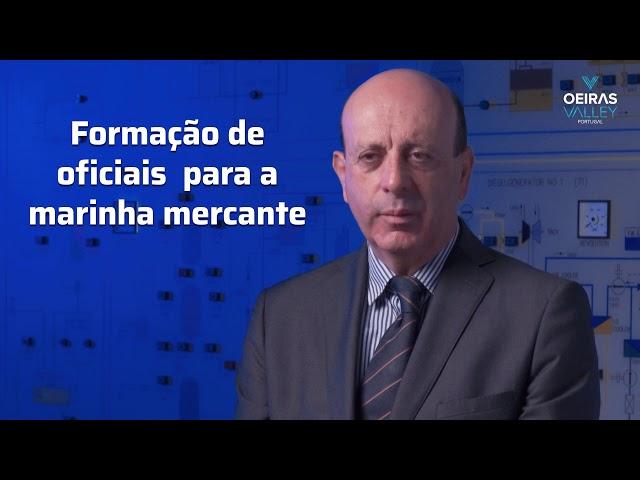 Oeiras Valley | Entrevista ao Prof. Luís Filipe Baptista, presidente da ENIDH | Parte I