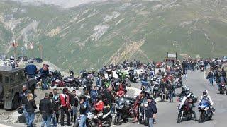 BikeCam.ch - Stilfser Joch 'Chaos', Italy (Switzerland)