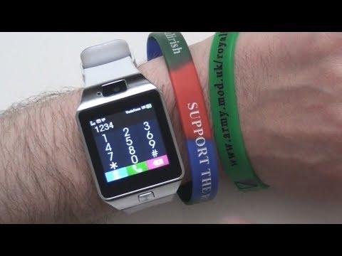 GZDL Smartwatch Review (DZ09)
