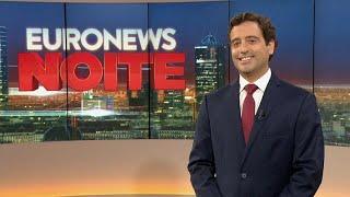 Euronews Noite   As notícias do Mundo de 2 de dezembro de 2019
