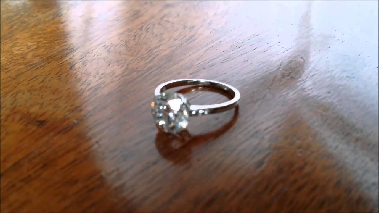 wedding rings for sale deco 2 24ct and 18k white gold engagement ring 1037