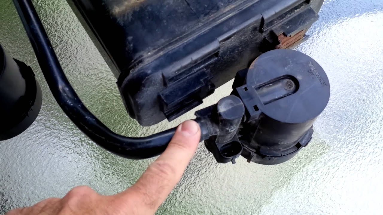Chevy ColoradoGMC Canyon P0449 Repair  YouTube