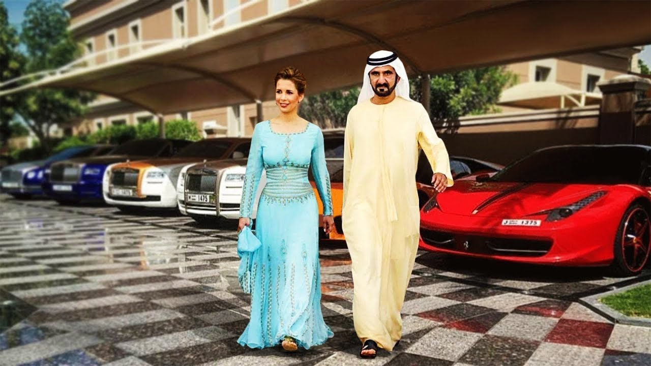 Download Inside The Life of Dubai's Royal Family